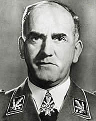 Oswald Pohl, torterad tills han skrev under bekännelser, avrättades denna dag 1951.