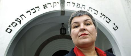 Styrelseordförande Anne Sender.