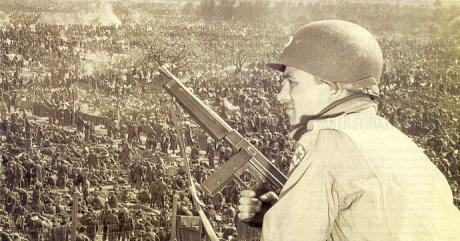 Fotografi från U.S. Army Archives.