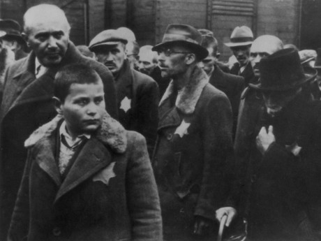 """Även japaner satt i koncentrationsläger under andra världskriget, fast då i USA. I fallet med Europas judar så hade världsjudendomen förklarat Tyskland krig 1933. Trots detta tilläts de emigrera till Palestina med sina tillgångar intakta. Att judar åkte tåg till koncentrationsläger bevisar inte heller att 6 000 000 """"utrotades""""."""