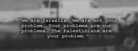 En av många kopplingar: En skåpbil fylld av israeler blev stoppad av New York-polisen i samband med attackerna. I bilen påträffades bland annat stora mängder kontanter i en strumpa, kartor där vissa platser märkts ut, utländska pass och mattknivar (som de arabiska flygkaparna även påstås ha haft). Polisens bombhundar reagerade även på samma vis som då de påträffar explosiva ämnen. Bildruta ur dokumentären Missing Links.