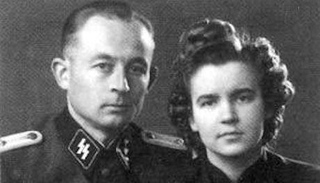 Paul och hans fru Aino