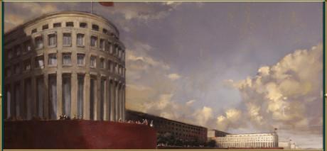Målning av Prora.