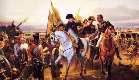 Napoleon under sina sista 100 dagar som kejsare