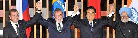 BRICS-alliansen ska utmana Världsbanken och IMF.