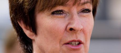 Mona Sahlin är inte en svensk politiker: hon är en agent för främmande makt.