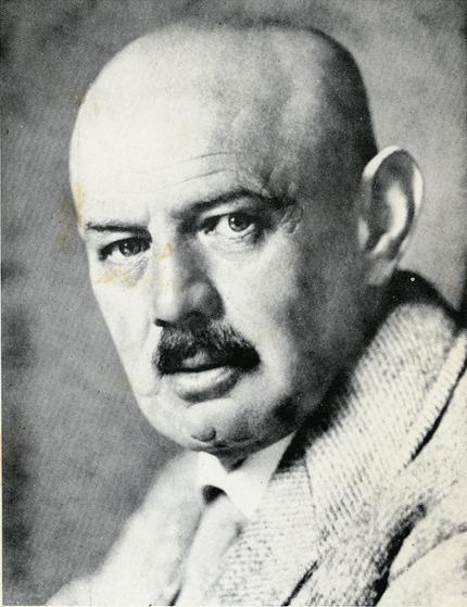 Dietrich Eckart , författare av denna skrift, som bygger på en dialog mellan honom och Hitler.