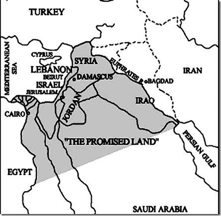 """""""Det utlovade landet"""": det kanske är därför som sionisterna inte är intresserade av fred?"""