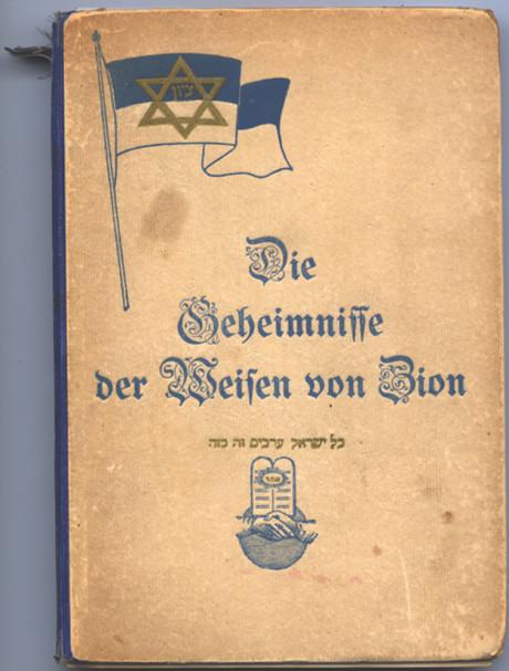 Tysk utgåva av protokollen.