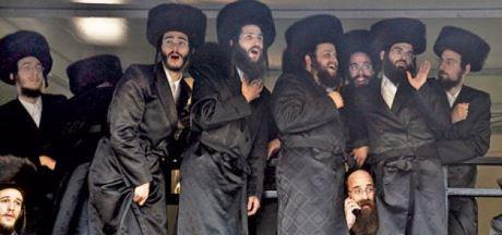 Ortodoxa judar i Ryssland.