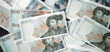 Bankväldet fortsätter att visa sin rädsla för kontanter.