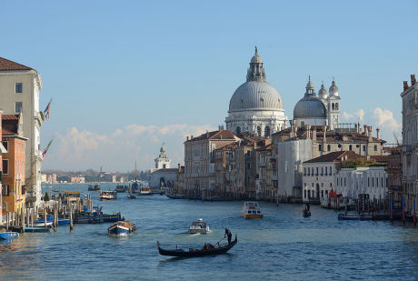 Venedig vill inte längre tillhöra EU-staten Italien.