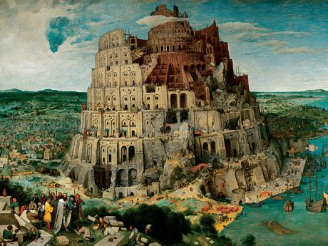 Babels torn.