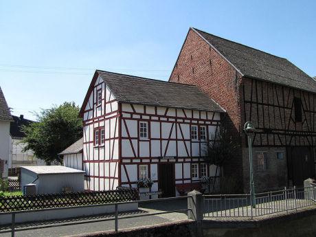 Schinderhannes hus i Miehlen.