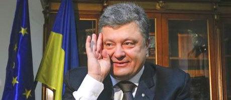 Petro Porosjenko.