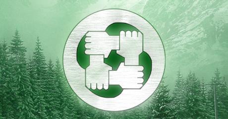 nordfront propaganda grön