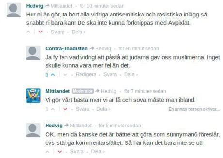 Mittlandet_sova