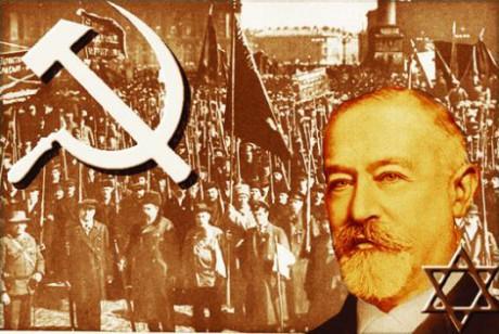 """Den judiske bankiren Jacob Schiff sponsrade den """"ryska"""" revolutionen."""