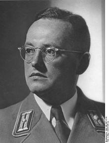 Dr. Walter Gross, utsedd av Hitler.