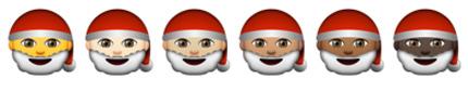 emojis_santa