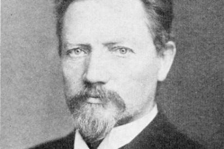 Supernazisten Rudolf Kjellén - avliden innan Tredje riket kom till.