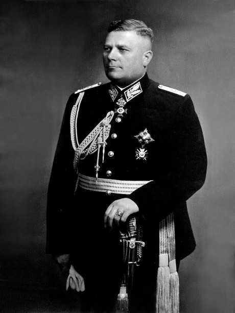 Christo Lukov var krighjälte och ledare för Bulgariens nationalister.