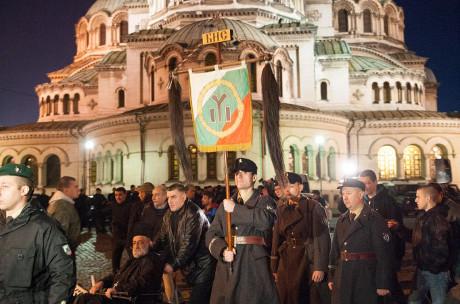 Varje år håller högtidlighålls minnet av Christo Lukov.