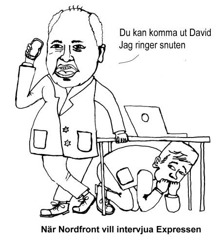 Sveriges pk-journalister. Långt bort från verkligheten.