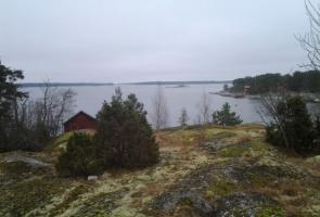 Vandring i Stockholms skärgård