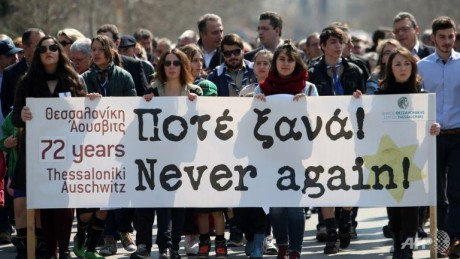 Grekiska nazistledare gripna