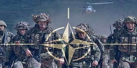 Lettiska soldater ovar i sverige