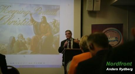 religiös brittisk talare
