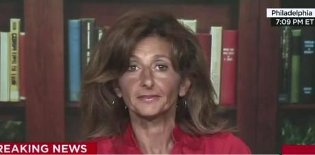 Det är ofta judinnan Rita Katz som släpper ISIS filmer genom hennes företag SITE Intelligence, lokaliserat i USA.