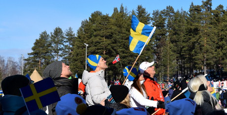 Skid-VM i Falun 2015.
