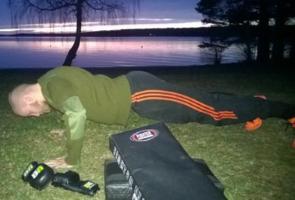 Kampsportsträning i Stockholm