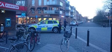Polisen står kvar med armarna i kors och surar - de hittade inget åsiktsbrott och någon tårta kommer de inte få äta ikväll heller. Kanske förbarmar sig ICA och bjuder dem på munkar istället?