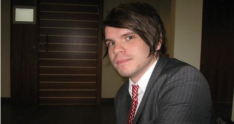 Den dömde våldtäktsmannen Sebastian Flodström.