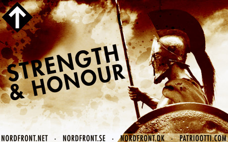 Strength-and-honour