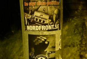 Klistermärkesuppsättning i Kristianstad