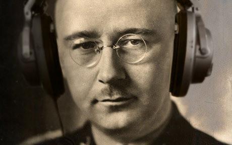 Det enda kända fotografiet på DJ Himmler.