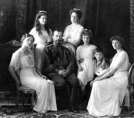 Tsar Nikolaj II