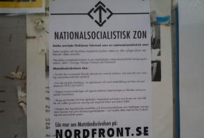 Affischering i Stockholms skärgård