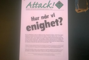 Studiecirkel i Stockholm