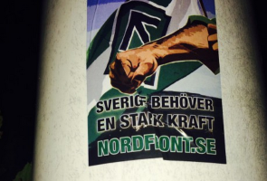 Klistermärkesuppsättning i Trelleborg