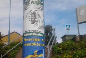 Klistermärkesuppsättning i Emmaboda