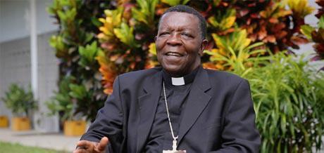 Biskop Tshumbe.