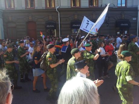 Här är de som ska försvara Sverige i krig.
