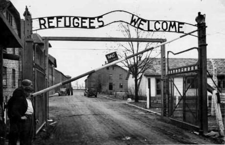 Auschwitz nästa?