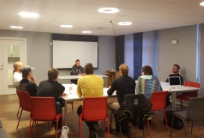 Informationsmöte i Göteborg