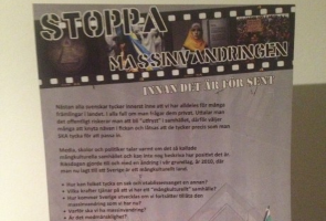 Fortsatt aktivism i Göteborg